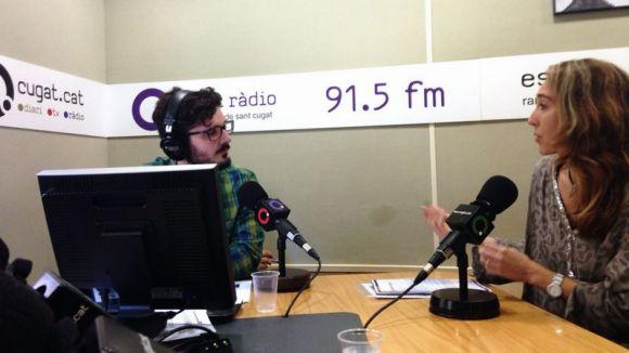Entrevista a Sant Cugat a Fons